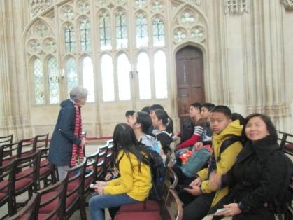 Cambridge Tour (2)